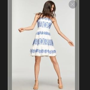 Milly Mykonos Mila Dress. Size 0